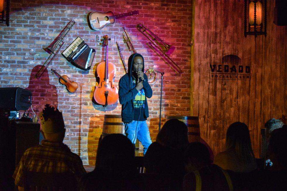 The Craftsman Comedy Night 5-2-18-9