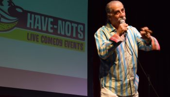 Jamal Hattar on Independent Comedy shows in Miami