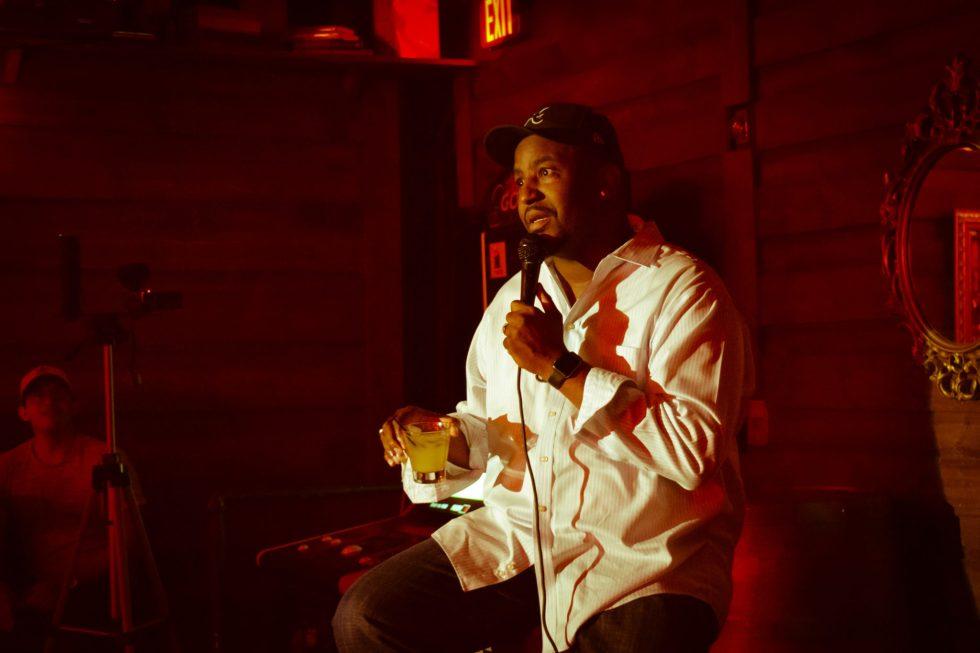 Redbar Comedy Night 4-16-18-4