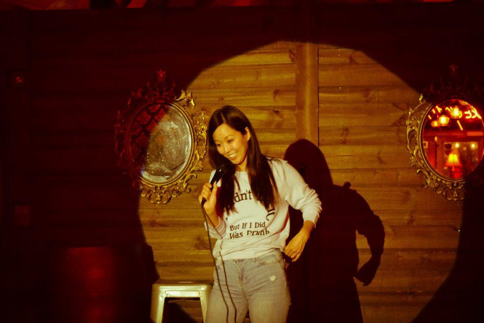 Redbar Comedy Night 4-16-18-8