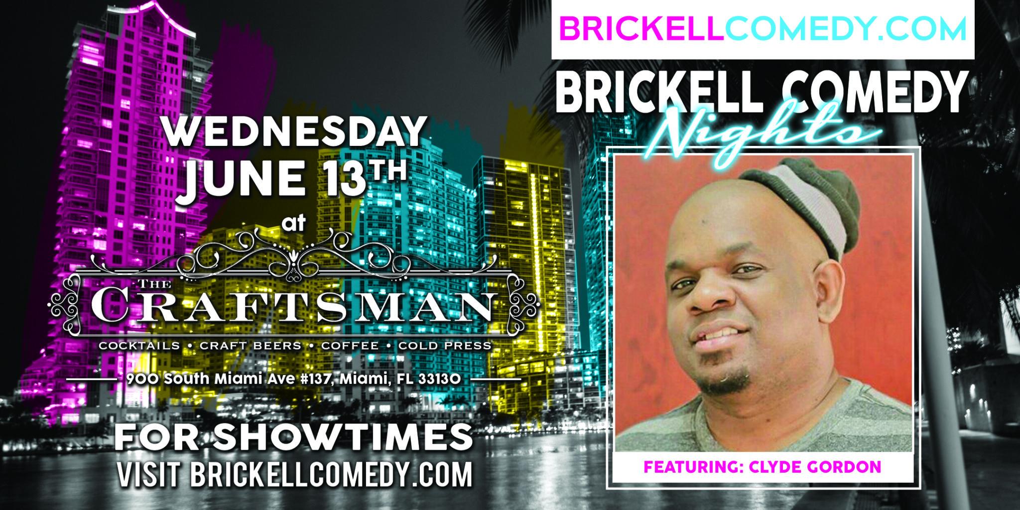 Brickell Comedy Nights