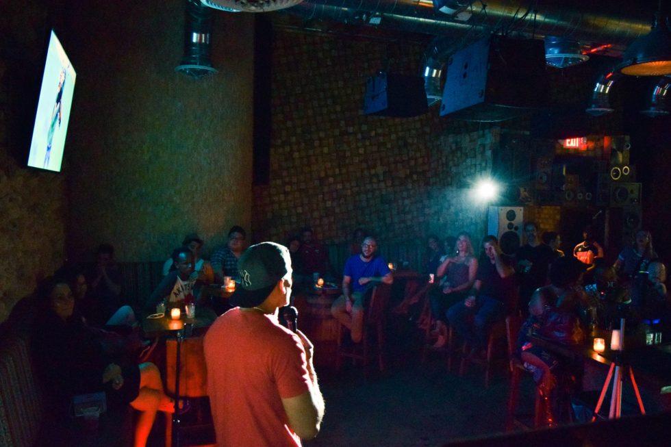 Sweet Caroline Comedy Night 6-5-18-14