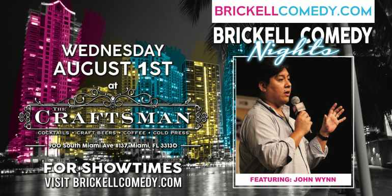 Brickell Comedy Night