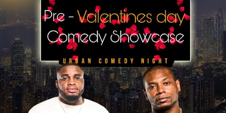 Pre Valentines Day Miami Comedy Show