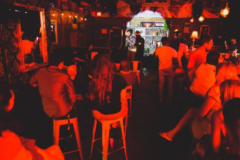Redbar Comedy Night