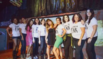 Funny in Pink Takes Over Barter Wynwood Comedy