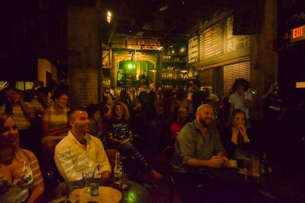 The Corner Bar Comedy Night