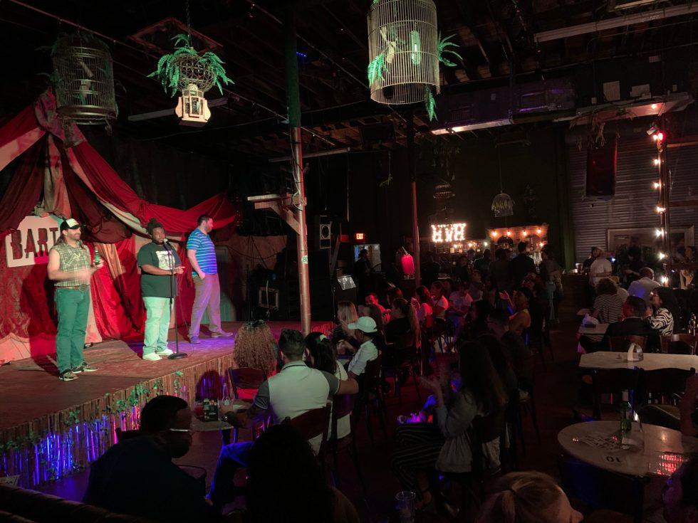 Miami Comedy Roast Battle