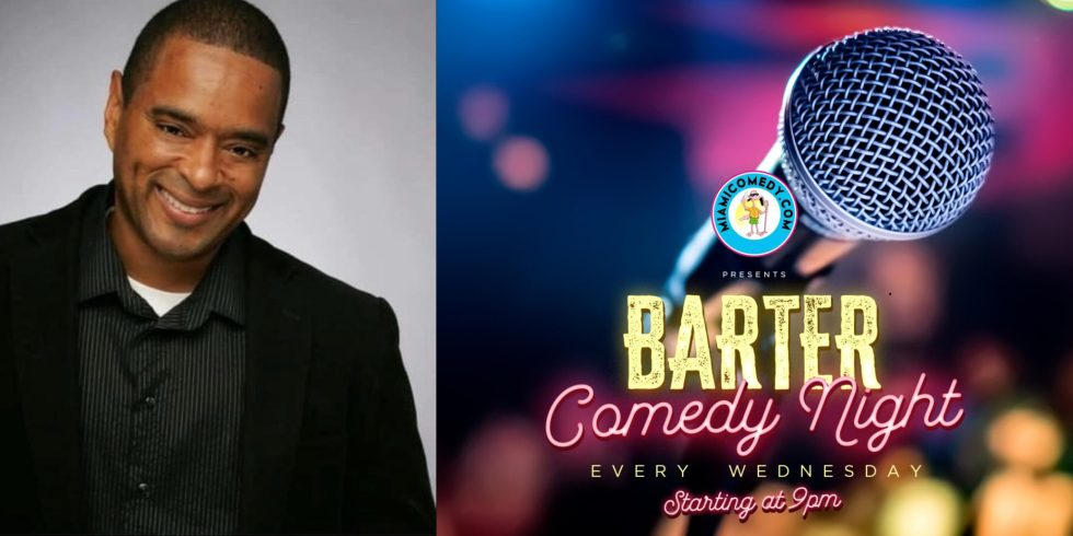 Barter Wynwood Comedy Night w/ Brooklyn Mike