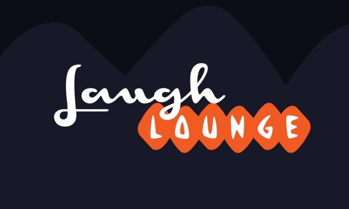 Laugh Lounge Logo