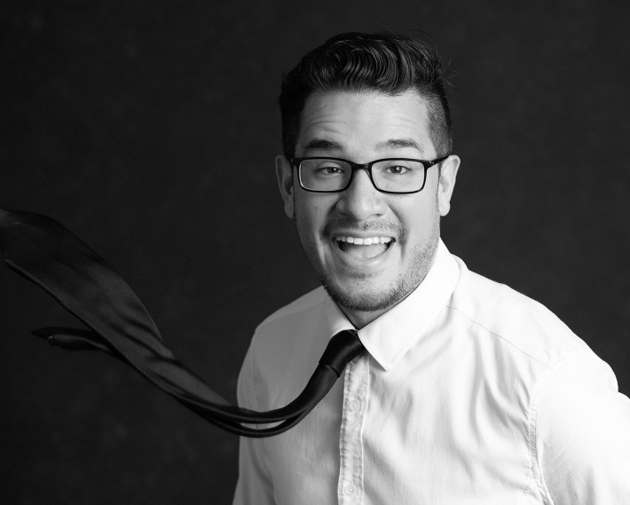 Manny Garavito Comedy Coach