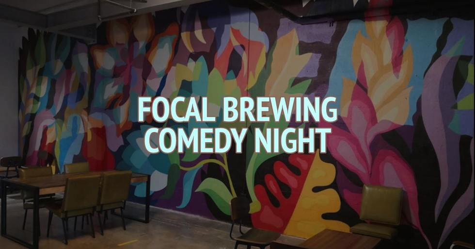 Focal Brewery Comedy Night