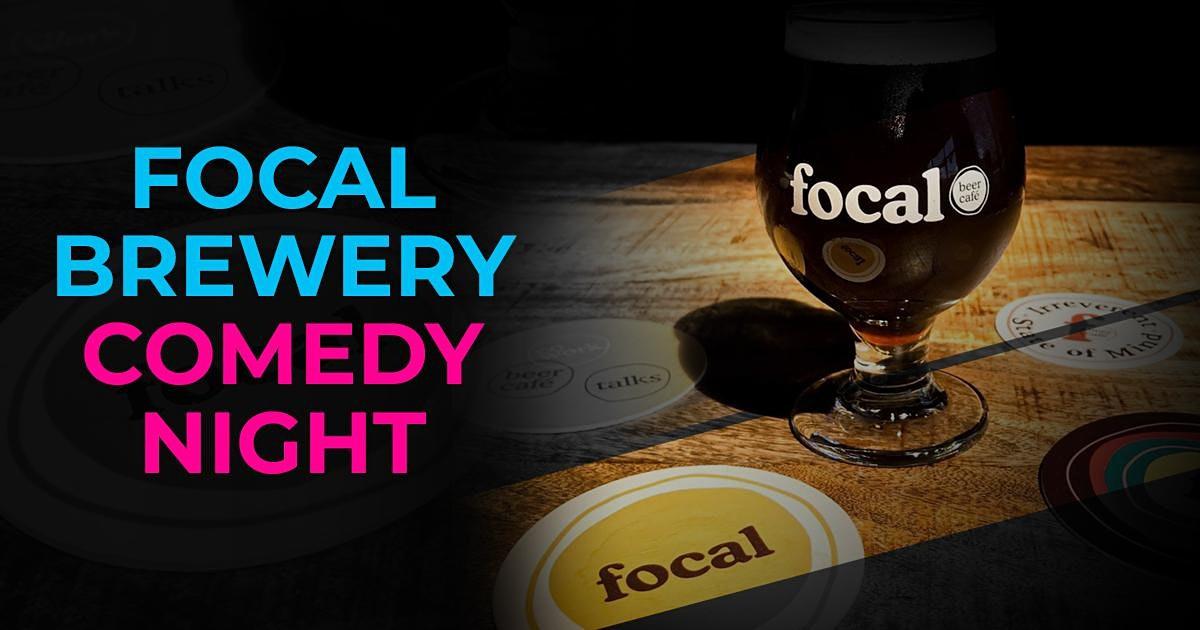 Focal comedy night