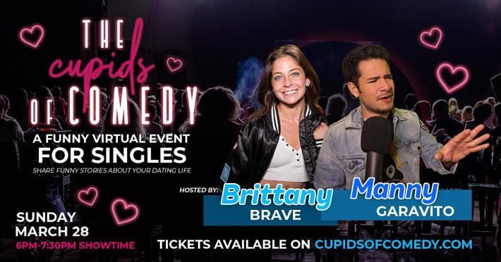 Cupids of comedy