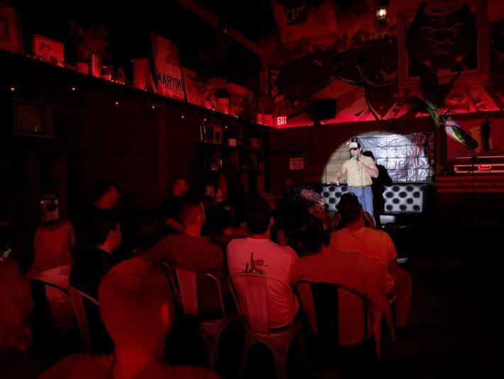 Redbar Comedy Night 7-26-21