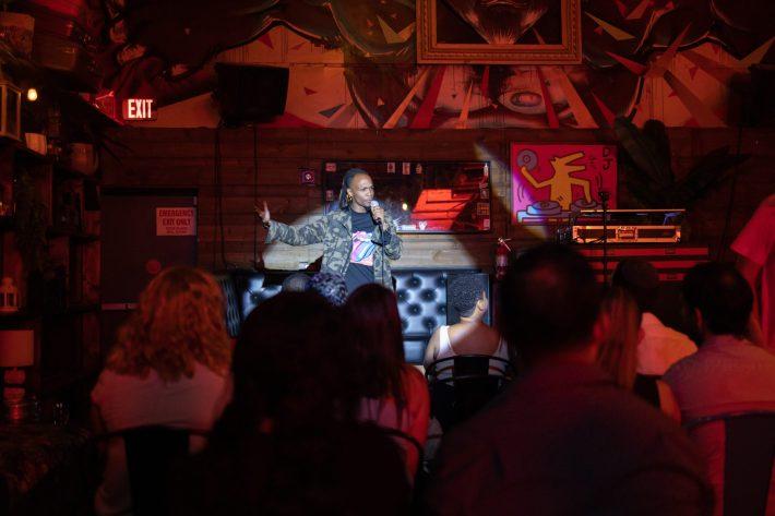 Redbar Comedy Night 8-23-21
