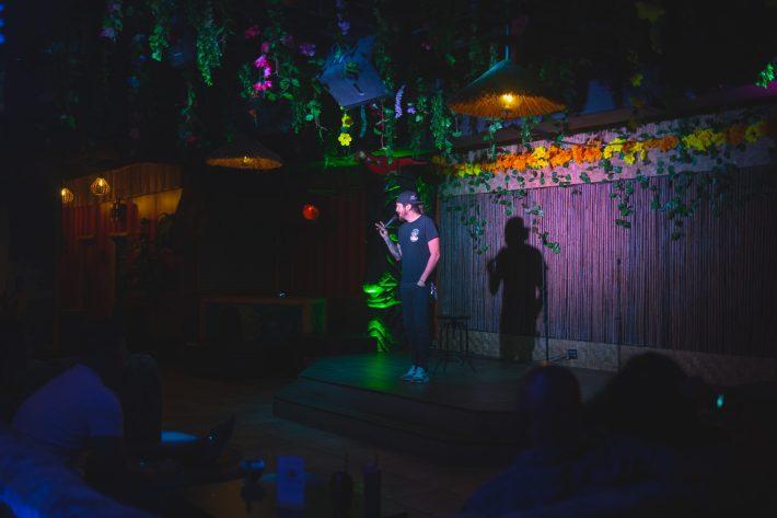 Casa Tiki Comedy Night 8-25-21