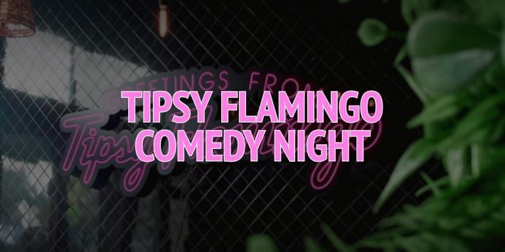 Tipsy Flamingo Comedy Night