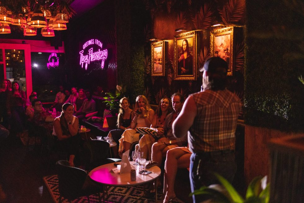 The Inside Scoop on Miami's best Comedy Shows