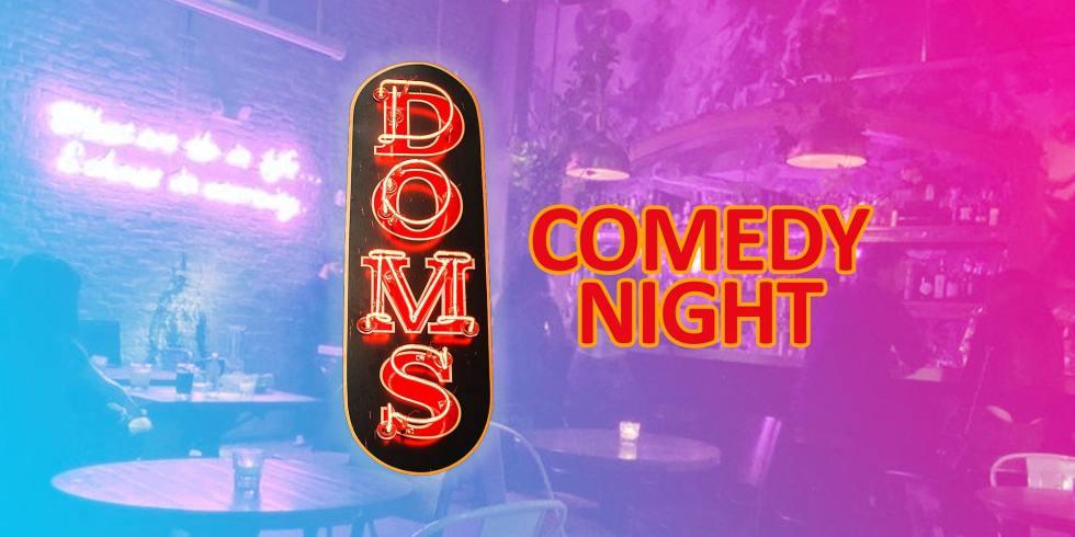 Dom's Brickell Comedy Night