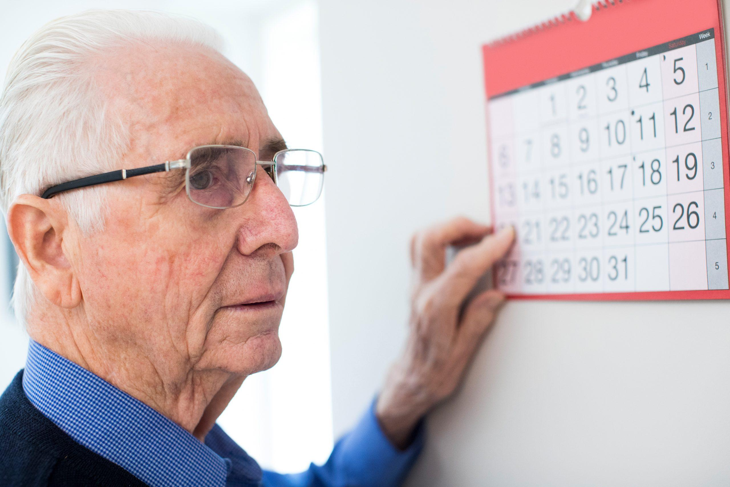"Local Man ""Can't Believe It's Already March"""