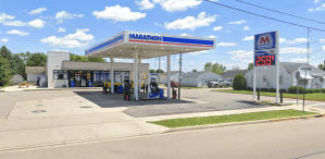 5-Star Gas Station Review: Marathon in Pleasant Hill