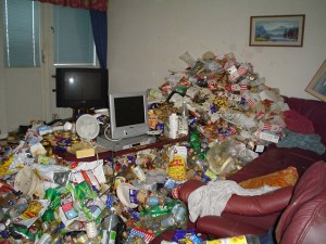 DISGUSTING: Piqua Hoarder House Images Revealed