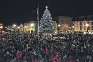 Troy's Tree Lighting Ceremony Rescheduled To May 12th