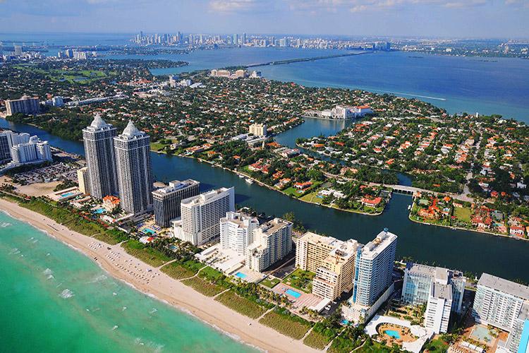 En vigencia en Miami Beach ley que prohbe alquileres de