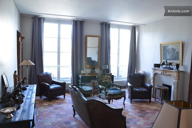 O blog em Paris alugando apartamento pelo airbnbcom