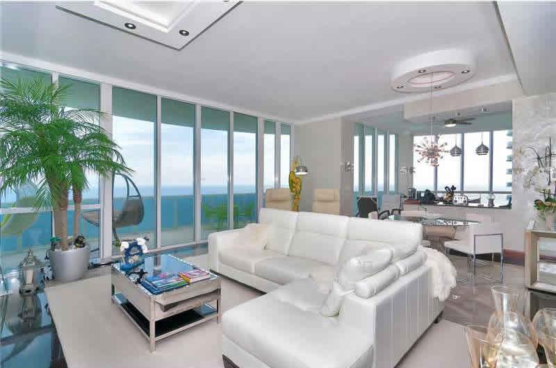 Interior Apartamento Luxo