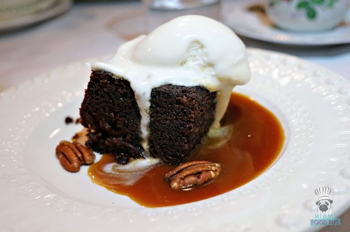 The Avenue - Sticky Toffee Pudding