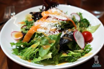 Oltremare's Mixed Salad