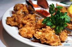 Red's Deep Fried Lobster Tails