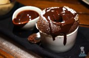 Steak 954 - Chocolate Soufflé