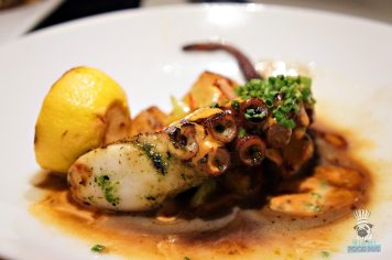 Apeiro - Grilled Spanish Octopus