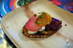 StarChefs - Beet and Goat Cheese Toast from DIRT