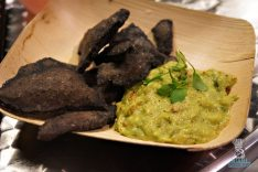 StarChefs - Totopos with Guacamole from Taquiza