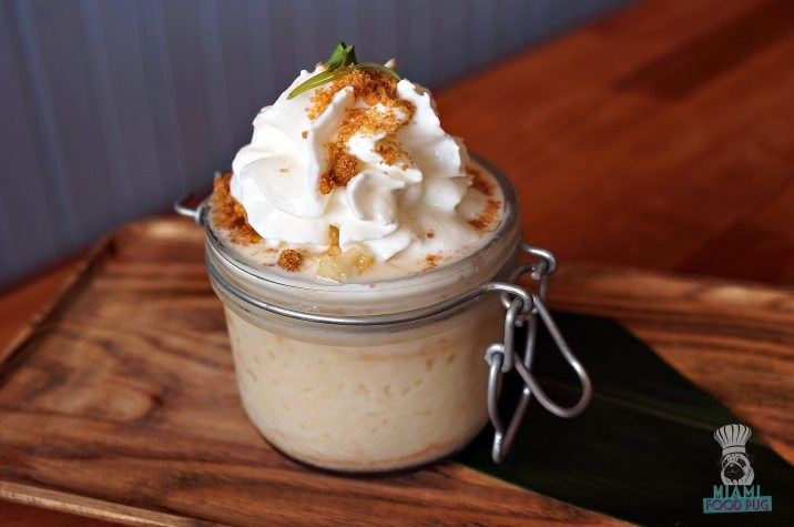 Doce Provisions - Coconut Rum Tres Leches