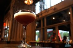 Dragonfly - Frothy Mocktail