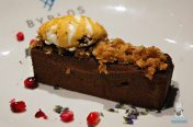 Saffron Supper Club - Byblos - Chocolate Mousse