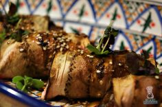 Saffron Supper Club - Byblos - Lamb Rolls