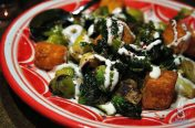 Saffron Supper Club - Byblos - Roasted Brussels Sprouts