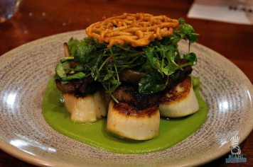 The Dutch - Scallops