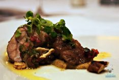 Novecento - Grilled Veal Sweetbreads