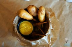 Burger and Beer Joint - Mini Corn Dogs