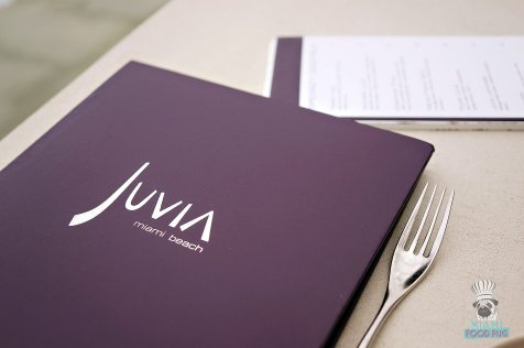 Juvia - Brunch - Menu