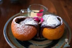 Pinch - Brunch - Orange-Chocolate Soufflé
