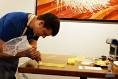 Proof Pizza and Pasta - Pasta Making Class - Filling Agnolotti