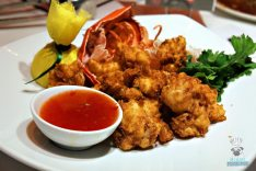 Red, The Steakhouse - Miami Spice - Flash Fried Lobster Tail